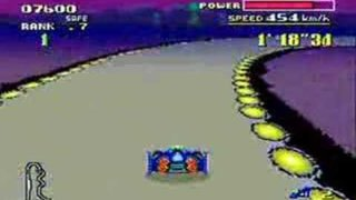 Fzero Game Review (Snes/Wii)