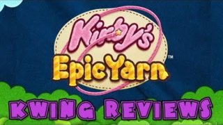 Kirby's Epic Yarn Review