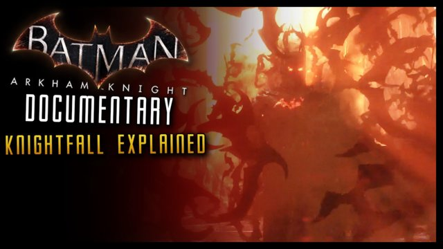 Batman Arkham Knight: Knightfall Ending Explained