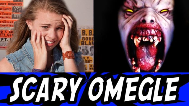 Scary Prank on Omegle 9 - Cursed Tattoos?