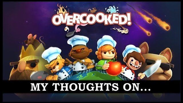 OverCooked (PS4) Review (2016)