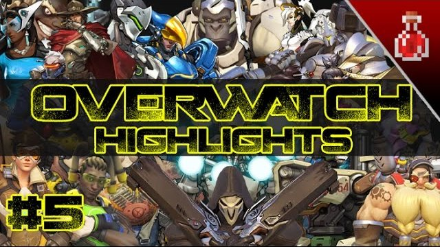 Overwatch Highlights #5