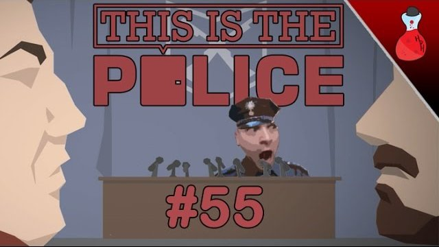 Crazy Bag Machete Man l This Is The Police #55