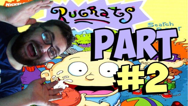 Let's Play (LIVE) - Rugrats Search For Reptar - #2