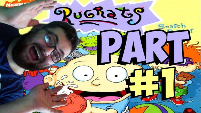 Let's Play (LIVE) - Rugrats Search For Reptar - #1