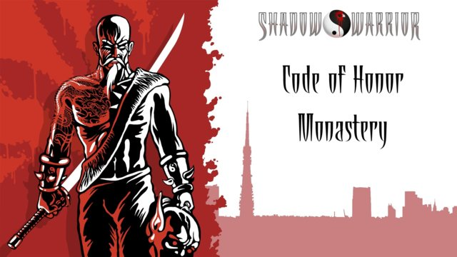Shadow Warrior (Classic Redux) | Code of Honor | Monastery