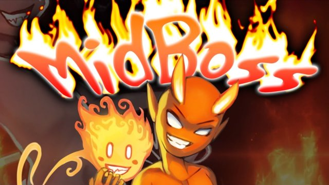 MidBoss Gameplay Trailer: The possession based roguelike (official)