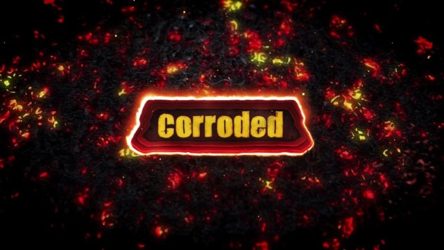Corroded Early Access Trailer