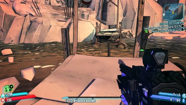 Borderlands 2 - Challenge Guide - Vault Hunter on Wire