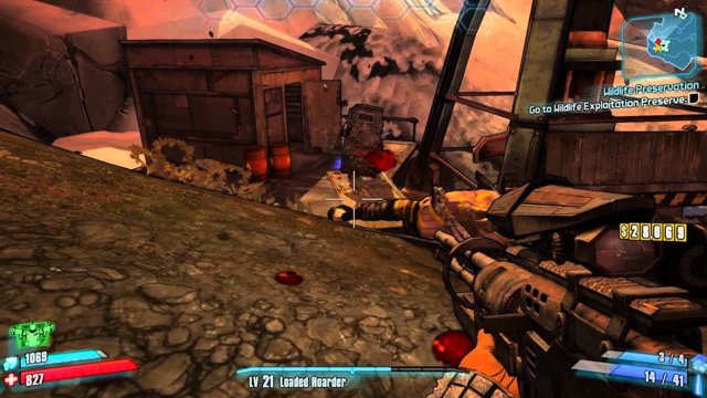 Borderlands 2 - Challenge Guide - Cult of the Vault (Three Horns - Valley)