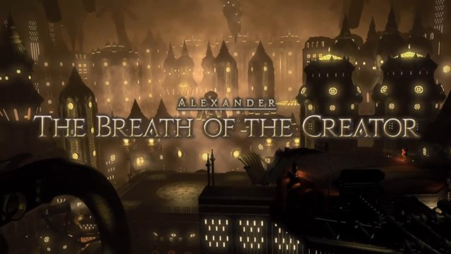 Final Fantasy XIV: Heavensward - The Breath of the Creator (DRK)