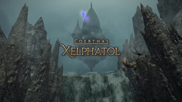 Final Fantasy XIV: Heavensward - Xelphatol (DRK)