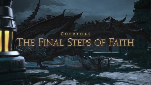 Final Fantasy XIV: Heavensward - The Final Steps of Faith (DRK)