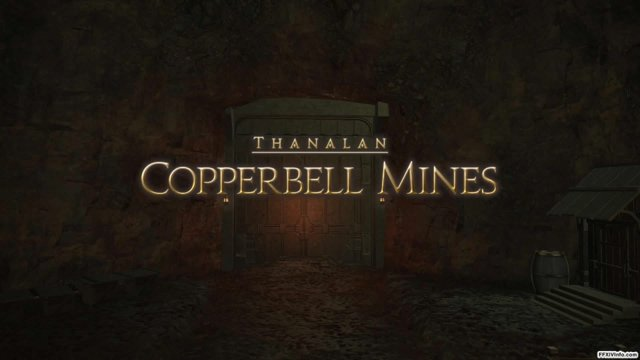 Final Fantasy XIV: Heavensward - Copperbell Mines (MCH)