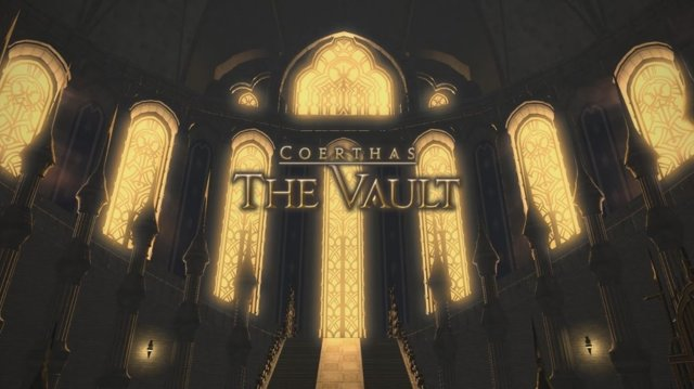 Final Fantasy XIV: Heavensward - The Vault (BRD)