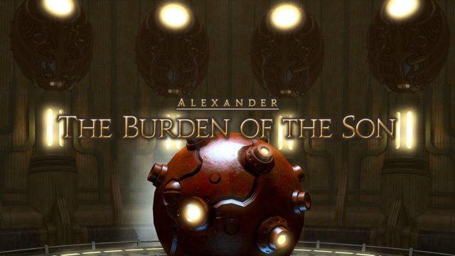 Final Fantasy XIV: Heavensward - The Burden of The Son (DRK)