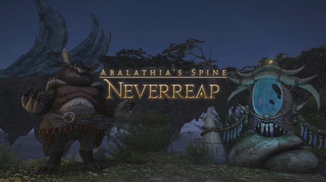 Final Fantasy XIV: Heavensward - Neverreap (DRK)