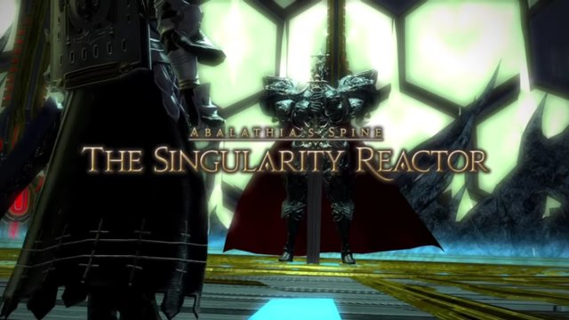 Final Fantasy XIV: Heavensward - The Singularity Reactor (DRK)