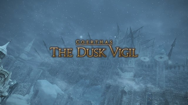 Final Fantasy XIV: Heavensward - The Dusk Vigil (DRK)