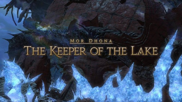 Final Fantasy XIV: A Realm Reborn - The Keeper of the Lake (PLD)