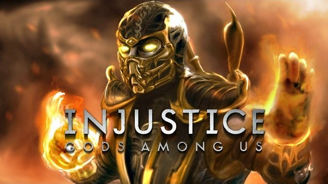 Injustice: Gods Among Us Ultimate Edition - Scorpion VS Deathstroke (Ranked Match 11)
