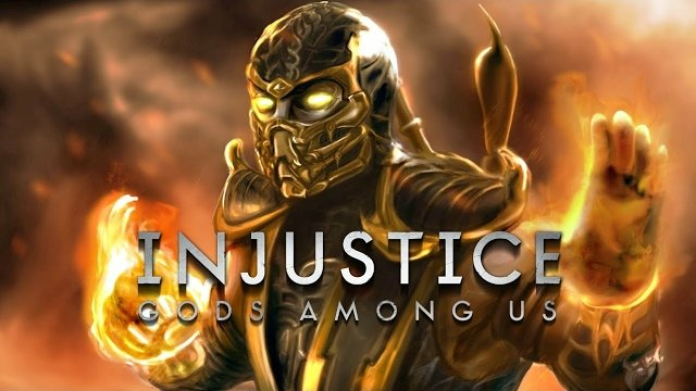Injustice: Gods Among Us Ultimate Edition - Scorpion VS Scorpion (Ranked Match 01)