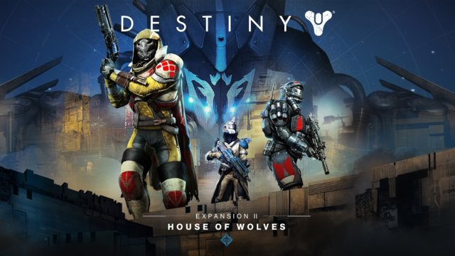 Destiny: House of Wolves - Story Ep. 02 (Hunter)
