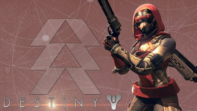 Destiny - Free Roam on Mars (Hunter)