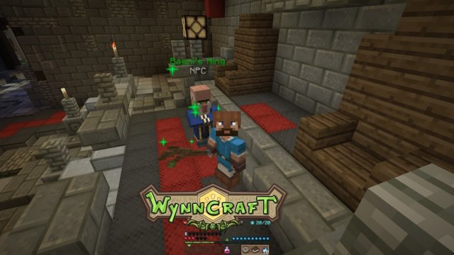 Let's Play Wynncraft Episode 18