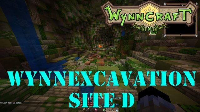 "Let's Play Wynncraft Episode 75 ""WynnExcavation Site D"""