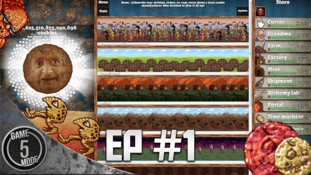 Cookie Clicker Part 1 - What Is Cookie Clicker - Cookie Chain