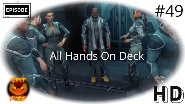 Saints Row 4 PC HD - Saints Row 4 Gameplay - All Hands On Deck