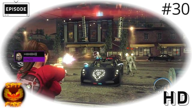 Saints Row 4 PC HD - Saints Row 4 Gameplay - Breaking The Law Take Over a Store Planet Zin