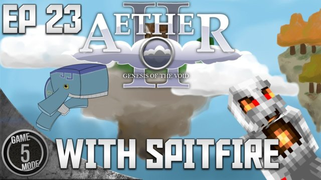 Aether 2 Mod 1.6.2 Minecraft Aether Letsplay - Carot Farming and OP Zephers in the Aether
