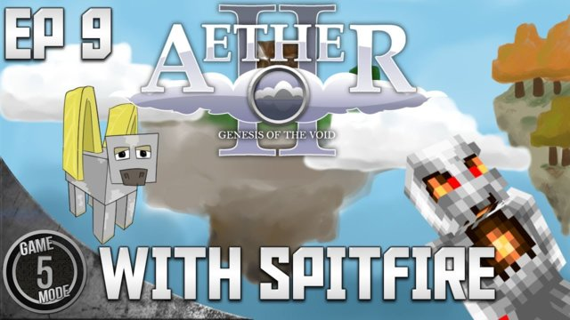 Aether 2 Mod 1.6.2 Minecraft Aether Letsplay - Into The Aether
