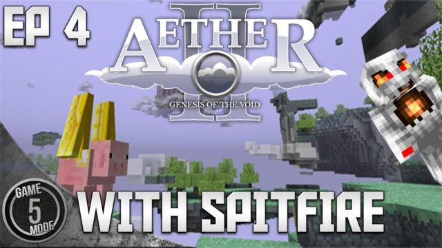 Aether 2 Mod 1.6.2 Minecraft Aether Letsplay - Killed By A Minecraft Skeleton Archer