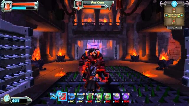 Spitfire Plays Orcs Must Die - The Library