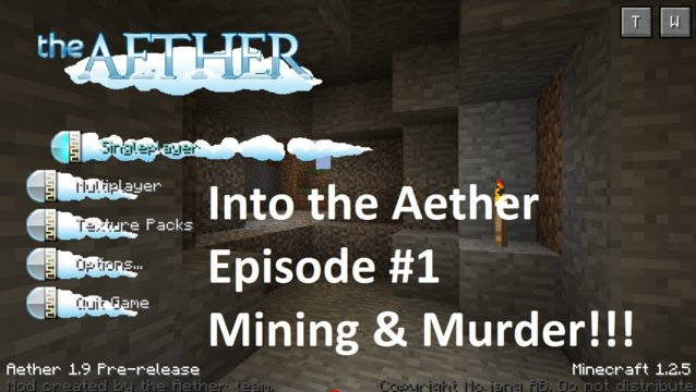 Into The Aether With SpitFire - Mining and Murder