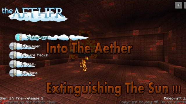 Into The Aether With SpitFire - Extinguishing The Sun !!!
