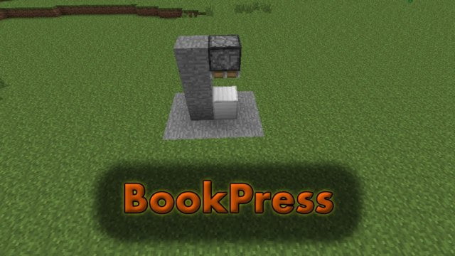 How To Use Book Press for Bukkit - Plugins for Bukkit