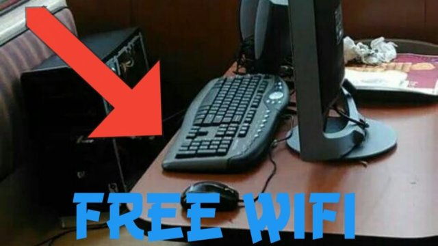 How to Get Free WiFi - 2017 Method (Not Clickbait)