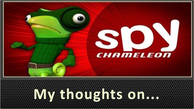 My Thoughts On Spy Chameleon (2014)