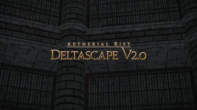 Final Fantasy XIV: Stormblood - Deltascape V2.0 (WAR)