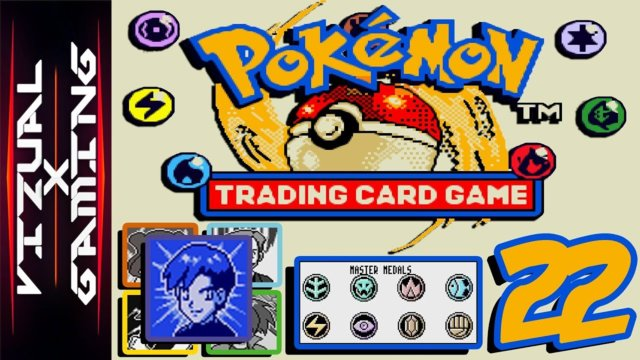 Pokemon Trading Card Game (#22) Ronald, It's Time To Dual!!! (Final)