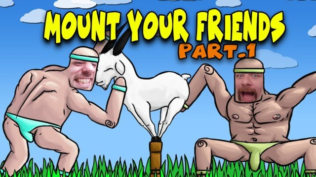 MOUNT YOUR FRIENDS - Part.1 - With guest CapitalFont