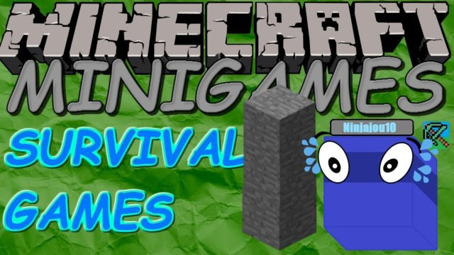 I'M STUCK!!! | Minecraft minigames (survival games)