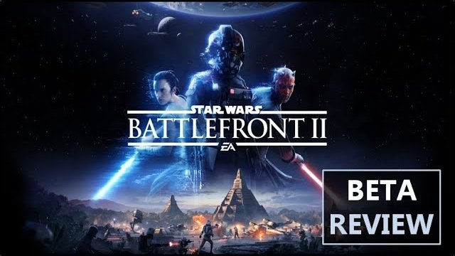 Star Wars Battlefront 2 Beta Review