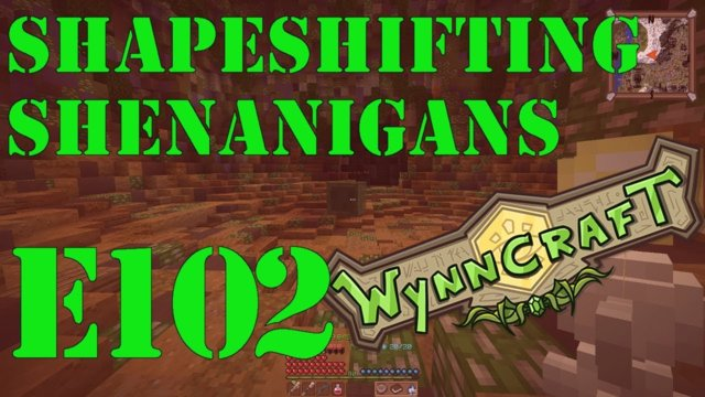 "Let's Play Wynncraft Episode 102 ""Shapeshifting Shenanigans"""