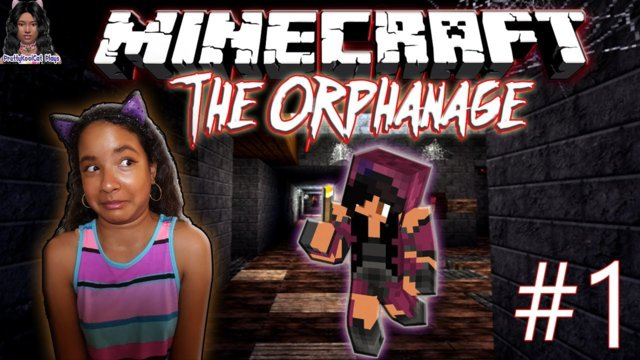 Minecraft - The Orphanage # 1 - Spooky Week - Halloween