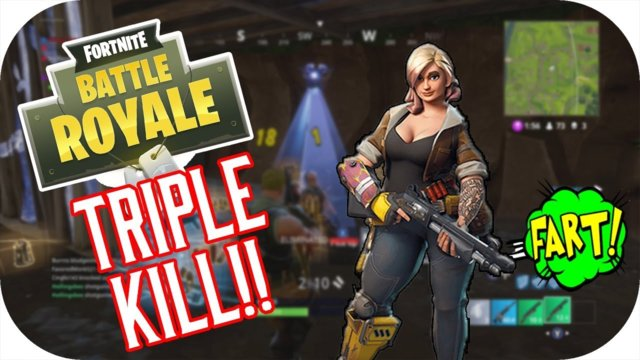 Multi Kill - Fortnite Battle Royale Funny Moments